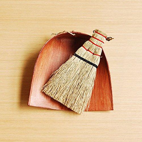 【白木屋傳兵衛商店】 はりみ小+はりみ用小箒 セット
