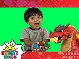 Ryan Makes a DIY Bouncy Ball!