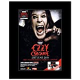 Music Ad World Ozzy Osbourne – Hammersmith Apollo 2011