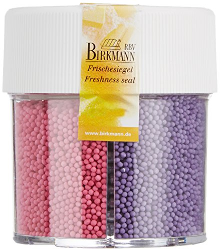 Birkmann 504042 Zucker-Dekore Brombeer, dreifach, 85 g