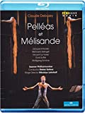 Claude Debussy: Pelleas et Melisande (Essen, 2012) [Blu-ray]
