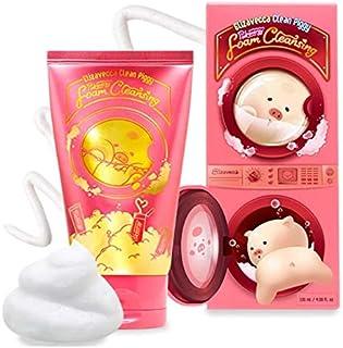 Elizavecca Clean Piggy Pink Energy Foam Cleansing (120ml 4.05 fl. oz)
