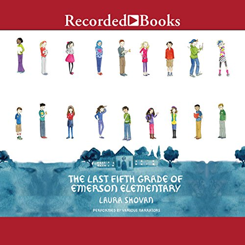 The Last Fifth Grade of Emerson Elementary audiobook cover art