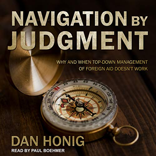 Navigation by Judgment cover art