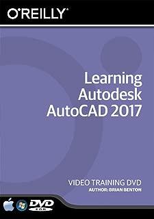 Learning Autodesk AutoCAD 2017 - Training DVD