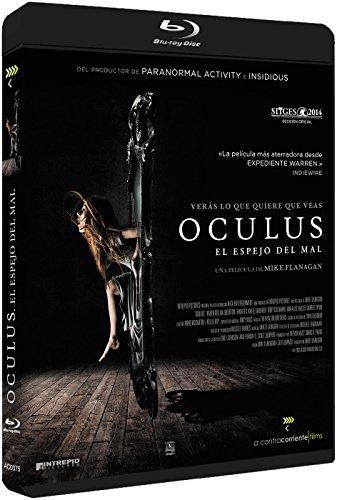 Oculus: El espejo del mal [Blu-ray]