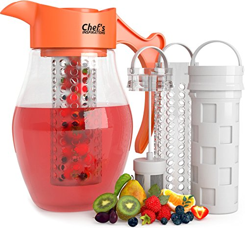 Best fruit infused water pitchers