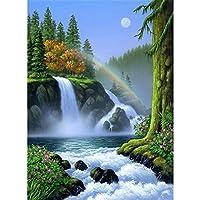 ジグソーパズル大人のための1000個の風景の絵画家の装飾のためのアートワーク、オフィスの壁の装飾の絵画、ギフト