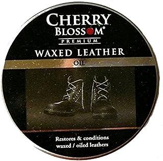 Cherry Blossom Premium Waxed Leather Oil Polish