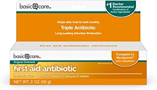 Basic Care First Aid Antibiotic Ointment