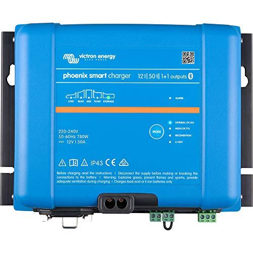 Victron Phoenix Smart IP43 Batterieladegerät 12/50(1+1) 12V 50A Bluetooth inkl.