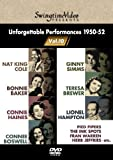 アンフォーゲッタブル・パフォーマンス 1950-52[DVD]