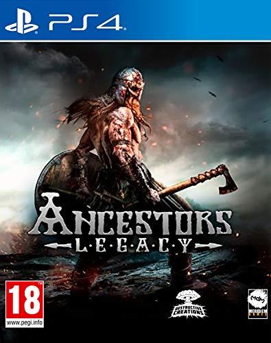 Ancestors Legacy PS4 Game