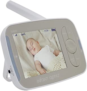 Infant Optics DXR-8 Standalone Monitor Unit ONLY v2.1 with Round-Pin Charging Port.