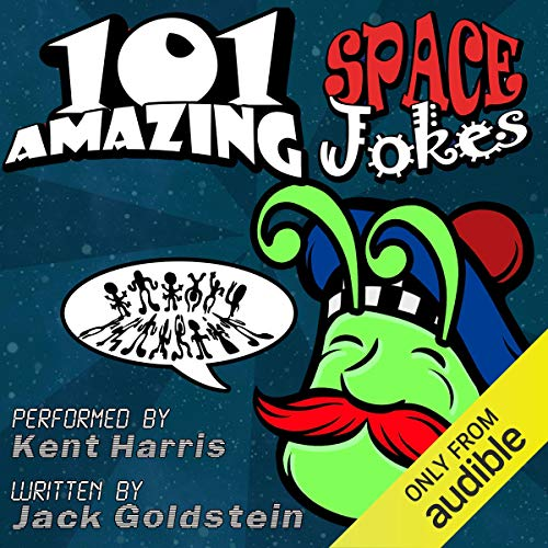 101 Amazing Space Jokes  By  cover art