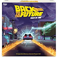 Funko Back To The Future Back In Time Board Game