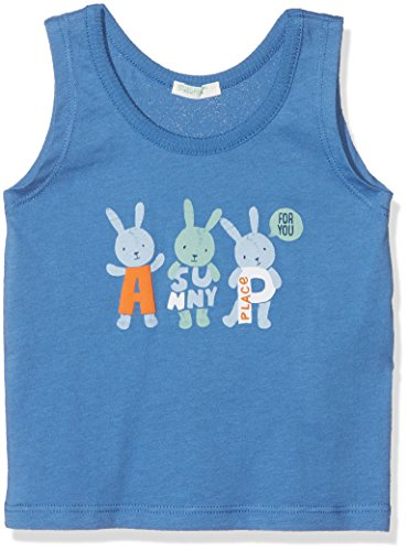 United Colors of Benetton United Colors of Benetton Baby-Mädchen Tank Top, Blau (Federal Blue 2h4), 50