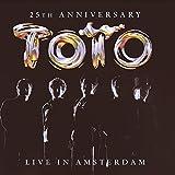 Toto: Toto - 25th Anniversary - Live In Amsterdam (Limited 2LP+CD) [Vinyl LP] (Vinyl (Live))