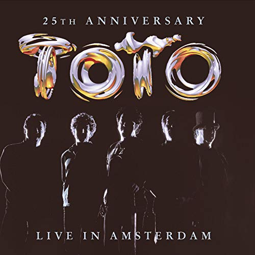 Toto - 25th Anniversary - Live In Amsterdam (Limited 2LP+CD) [Vinyl LP]