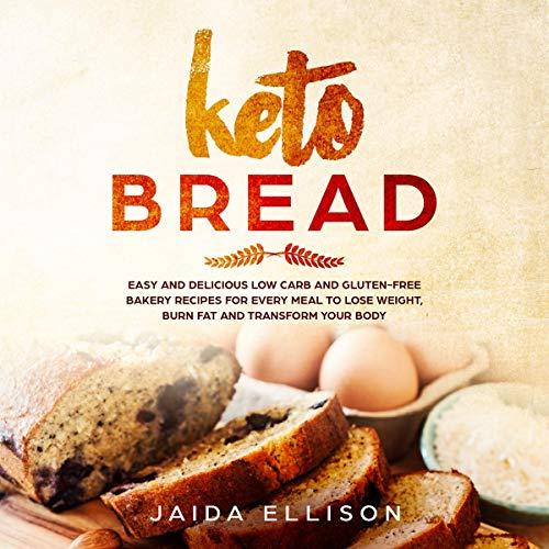 Keto Bread audiobook cover art
