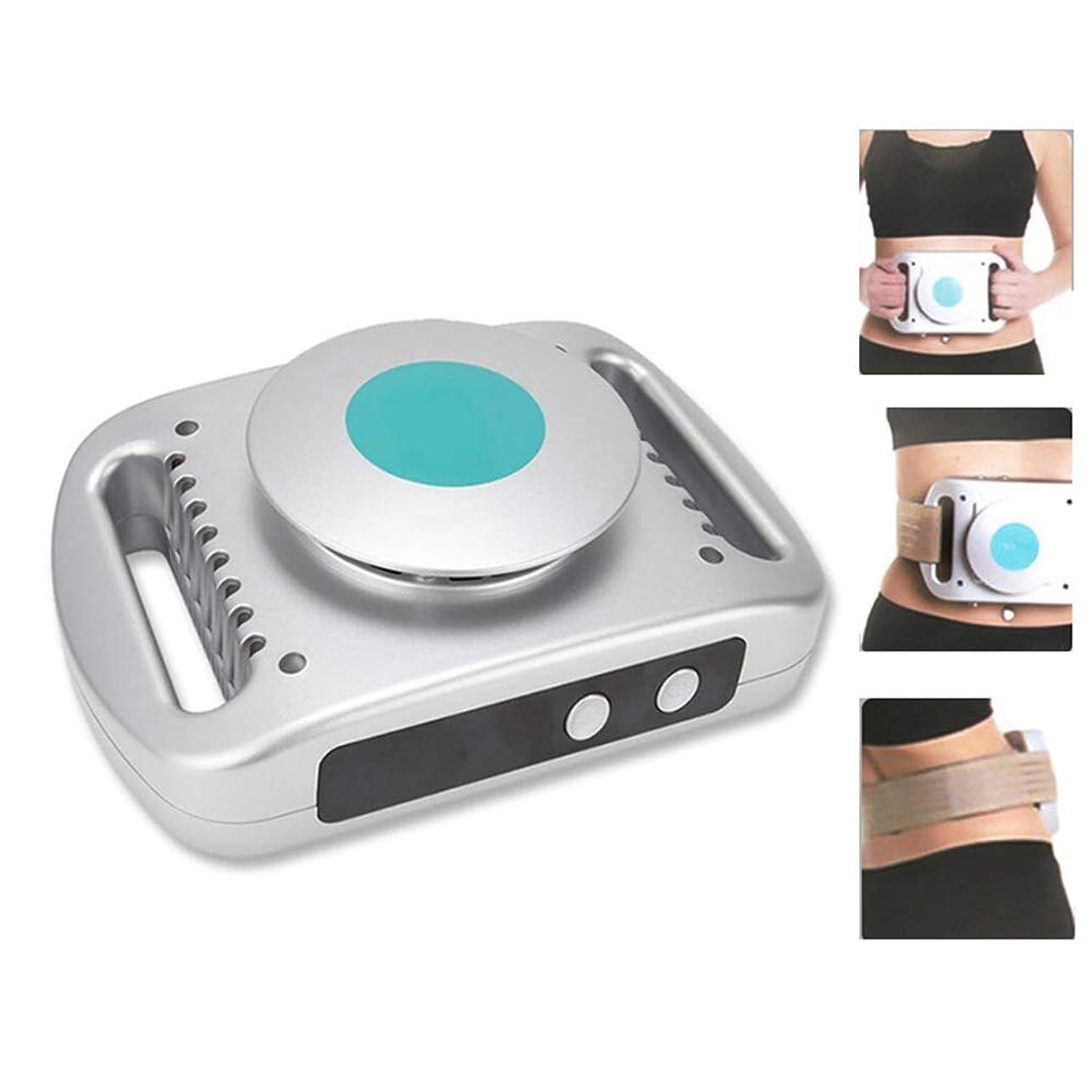 亡命買収ブラザー脂肪凍結Slim身マシン-アーム、ウエスト、太もも、ヒップ、脚体Slim身デバイス調節可能なストラップ用のコールドセラピーマッサージャー