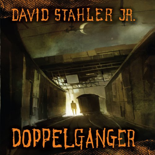 Doppelganger audiobook cover art