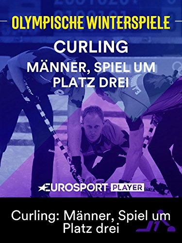 Curling: Männer, Spiel um Platz drei
