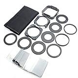 BouBou 20 In1 Kit Filtro Nd A Densità Neutra Per Dslr Cokin P Set Obiettivi Per Fotocamer...