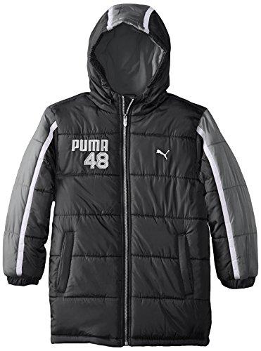 PUMA Big Boys' Varsity Puffer Jacket