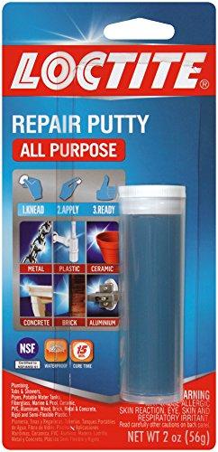Loctite 1999131 Loctite Multi Purpose Repair Putty, 2 Ounces, White