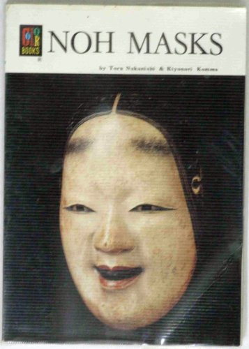 Noh Masks (Colour Book Series)