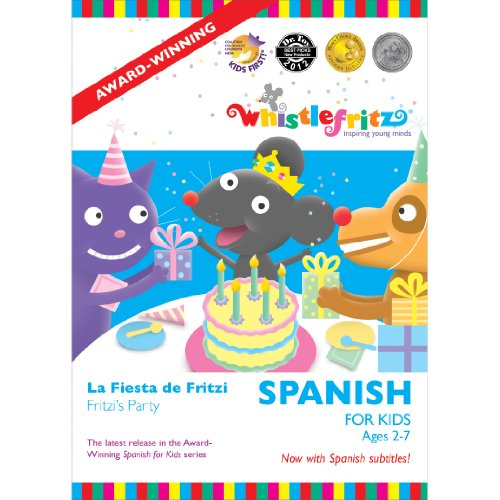 Spanish for Kids: La Fiesta de Fritzi (Fritzi's Party)