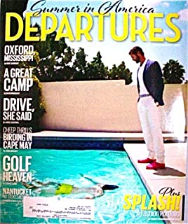 Departures July August 2014: Summer In America Issue