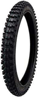 MMG Dirt Bike Tire 80/100-21 Model P153 Front or Rear Off-Road Compatible on Yamaha YZ125 S/T (86-87), YZ125 U 1988, RT180 A/B/D/E (90-97), TT-R 225 (99-04)