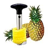 Affettatrice di ananas, in acciaio inox semplice pelapatate ananas a mano frutta ananas pelapatate affettatrice scrub macchina novità attrezzo da cucina Affettatrice frutta