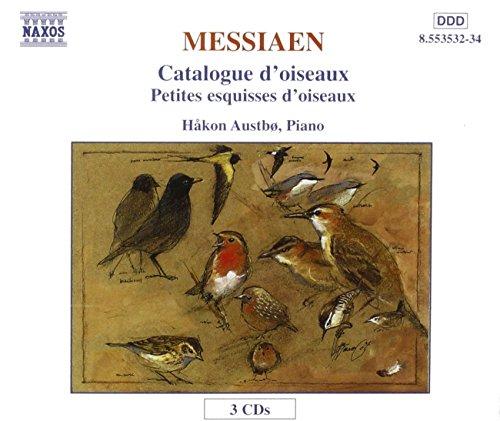 Messiaen: Catalogue Petites Esquisses d Oiseaux