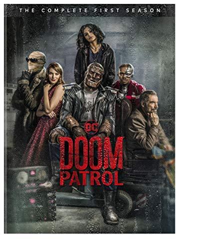 Doom Patrol: Complete First Season [Edizione: Stati Uniti] [Italia] [DVD]