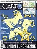 Carto N 51 L'Union européenne - Janvier/Fevrier 2019