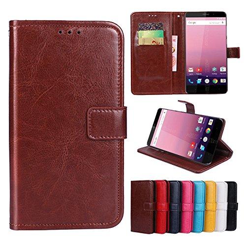 F&a® Flip Brieftasche Hülle für Vernee Thor E (Muster 8)