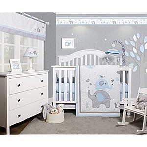 511obNabR-L._SS300_ Nautical Crib Bedding & Beach Crib Bedding Sets