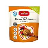 Linwoods Milled Flaxseed with Bio Cultures and Vitamin D, 360g