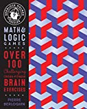 Sherlock Holmes Puzzles: Math & Logic Games: Over 100 Challenging Cross-Fitness Brain Exercises (Puzzlecraft (5))
