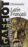 Dictionnaire Latin-Francais Top (Poche Top)