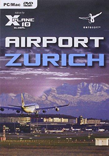Aerosoft Airport Zurigo (X-Plane 10ADD-On) PC