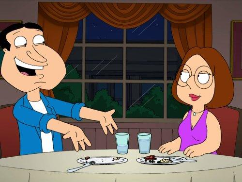 Quagmire and Meg