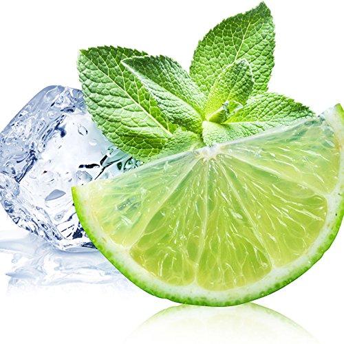 Graines de plantes aromatiques Lemon Mint, Balcon légumes en pot Graines Citron Peppermint Seeds 200 Pieces / Lot