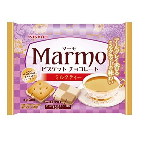 ニッコー マーモ ミルクティー 100g(個装紙込み) ×8袋