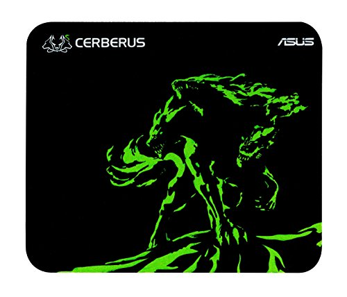 Mousepad Asus Cerberus Mini, Green