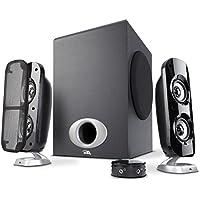 Cyber Acoustics High Power 2.1 Subwoofer Speaker System