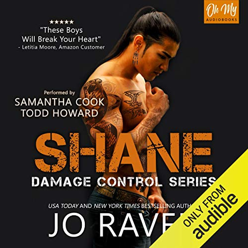 Shane cover art